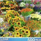 Flower Stall, Bavaria, Germany - 500 Pc Jigsaw Puzzle Puzzlebug