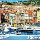 French Riviera - 500 Piece Jigsaw Puzzle Puzzlebug