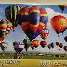 PuzzleBug 300 Piece Puzzle ~ Balloon Take-Off, Albuquerque