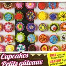 Cupcake Creations - 300 Pieces Jigsaw Puzzle + Free Cupcake Recipe Inside
