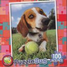 Puzzlebug 100 Piece Puzzle ~ Buster's Ball