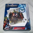 Avengers Puzzle - Standing Pose- Includes Nick Fury 100 Piece Puzzle