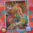 Puzzlebug 100 Piece Puzzle ~ Merry Carousel