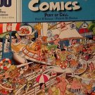 Comics 100 Puzzle Parcours Variety