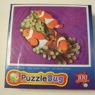 Puzzlebug 100 Piece Jigsaw Puzzle - False Clownfish