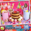 PuzzleBug 100 Piece Puzzle ~ Party Sweets