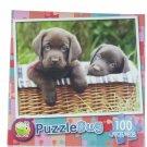 Puzzlebug 100 Piece Puzzle ~ Chocolate Basket