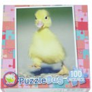Puzzlebug 100 Piece Puzzle ~ Marching Duckling