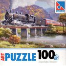 Iron Horse No. 20 - 100 Pieces Jigsaw Art Puzzle
