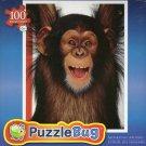 Monkeying Around - Puzzlebug - 100 Ps Jigsaw Puzzle - NEW