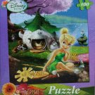 Disney Fairies Tinkerbell 100-Piece Jigsaw Puzzle (Teacup Cottage)