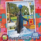 Puzzlebug 100 Piece Puzzle ~ Dolphin Show