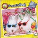 Puzzlebug 100 Piece Puzzle ~ Party Bunnies