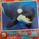 Puzzlebug 100 Piece Puzzle ~ Happy Orca