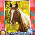 Golden Beauty - Puzzlebug - 100 Pieces Jigsaw Puzzle