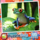 Smiling Frog - Puzzlebug 100 Pc Jigsaw Puzzle