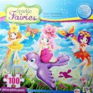 Sky Fairies- Sparkle Fairies 100 piece puzzle