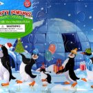 Party Penguins - Christmas Character - Large 12 Piece Glow Puzzle