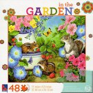 In the Garden - Chippy Chappies - 48 Piece Jigsaw Puzzle