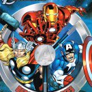 Marvel Mighty Avengers® Coloring and Activity Book