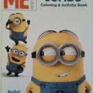 Despicable Me Jumbo Coloring and Activity Book
