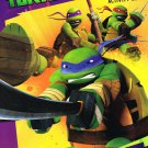 Teenage Mutant Ninja Turtles Jumbo Coloring & Activity Book