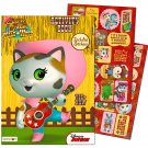 Disney Sheriff Callie Coloring and Activity Book with Stickers