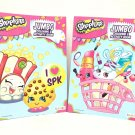 Shopkins Learning Jumbo Coloring & Activity Book