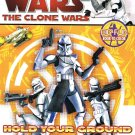 Star Wars The Clone Wars Big Fun Book to Color