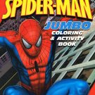 The Amazing Spider-Man Jumbo Coloring & Activity Book