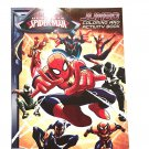 Marvel Ultimate Spider-Man Jumbo Coloring and Activity Book