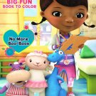 Doc Mcstuffins Big Fun Coloring Book (Item May Vary) - Assorted