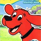 Clifford the Big Red Dog Super Coloring & Activity Book