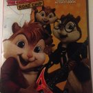 Alvin and the Chipmunks The Road Trip Jumbo Coloring & Activity book