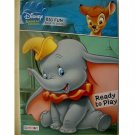 Disney Animal Friends Coloring and Activity Book Ready To Play