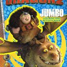 How To Train Your Dragon2 Jumbo Coloring & Activity Book - One Varied Design