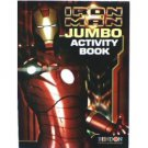 Marvel Comics Iron Man Coloring and Activity Book