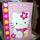 Hello Kitty Jumbo Coloring & Activity Book (Assorted, Styles Vary)