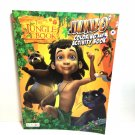 The Jungle Book Jumbo Coloring & Activity Book