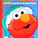 Sesame Street Holiday Elmo Coloring and Activity Book