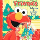 Sesame Street Holiday / Christmas Coloring Books - Assorted
