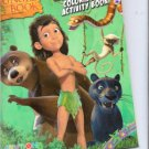 The Jungle Book (Jumbo) Coloring & Activity Book