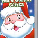 Here Comes Santa Jumbo Coloring & Activity Book