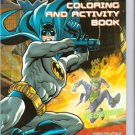 Batman Jumbo Coloring & Activity Book ~ the Chase Is On (96pgs)