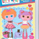 Lalaloopsy Giant Coloring & Activity Book ~ You Bet Your Button