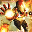 Marvel Iron Man 3 Big Fun Book to Color ~ Repulsor Blast