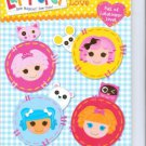 Lalaloopsy Coloring & Activity Book ~ Stitched with Love