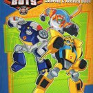 Transformers Rescue Bots Coloring and Activity Book