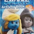 Smurfs Coloring & Activity Book (With Over 30 Stickers)