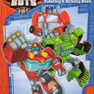 Transformers Rescue Bots Coloring and Activity Book - v2